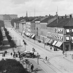 Karl Johans Avenue 1890